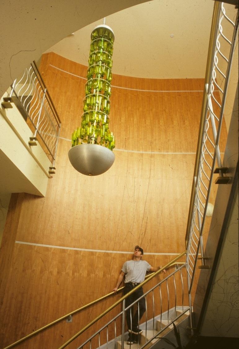 Green chandelier2-WEB